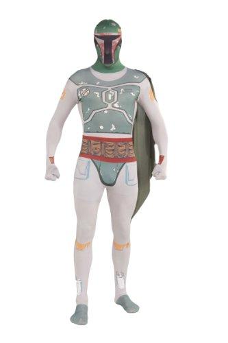 Rubie 's Offizielle Star Wars Boba Fett 2nd - Star Wars Boba Fett Kostüme Für Erwachsene