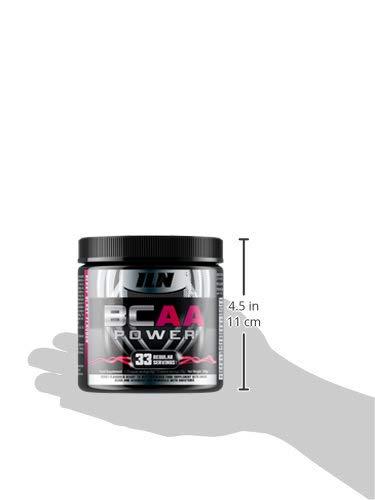 31dvXeeyhCL - Iron Labs Nutrition, BCAA Power - 15,000mg BCAAs Per Serving - Intra Workout BCAA Supplement Drink - Berry Blast Flavour…