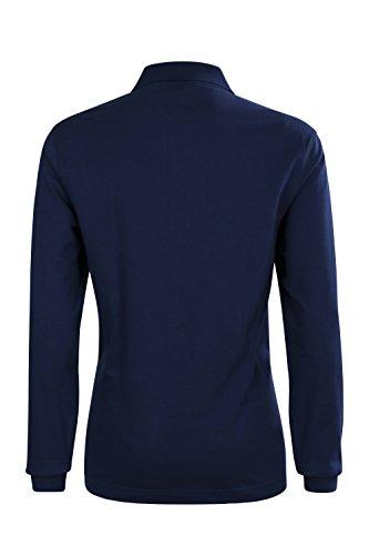 Lacoste Herren Poloshirt L1330-00 Ocean (S2P)