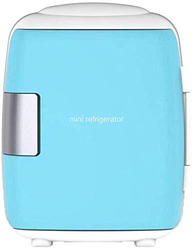 ZHENYUE Elektrische ini Frige Cooler Warer Teroelectric Quiet Energy Efficient Tragbare ini Kühlschrank Auto oder Roo Büro-blau 8L ZHENYUE (Color : Blue, Size : 8L)