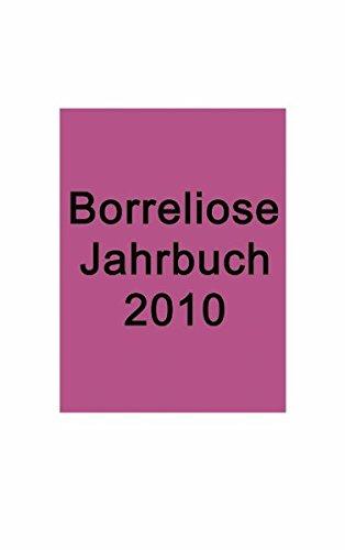 Borreliose-therapie (Borreliose Jahrbuch 2010)