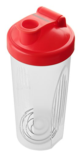 FACKELMANN 42106 Salat/Omelette/Fitness-Shaker
