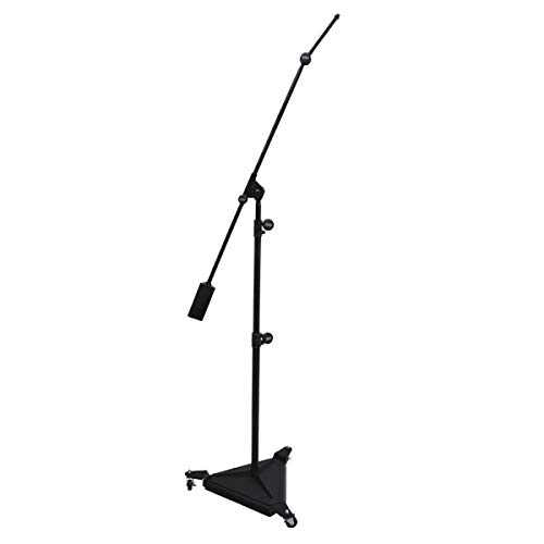 On Stage SMS7650 Studio Boom Mic Stand with Casters