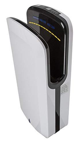 Dryflow® Jet Force Junior Händetrockner (Weiß) JJ01- 2 Jahre Garantie