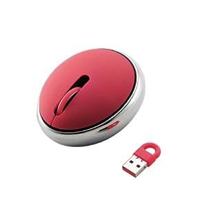 Elecom Elecom Spoon Wireless Laser Souris Pour PC USB