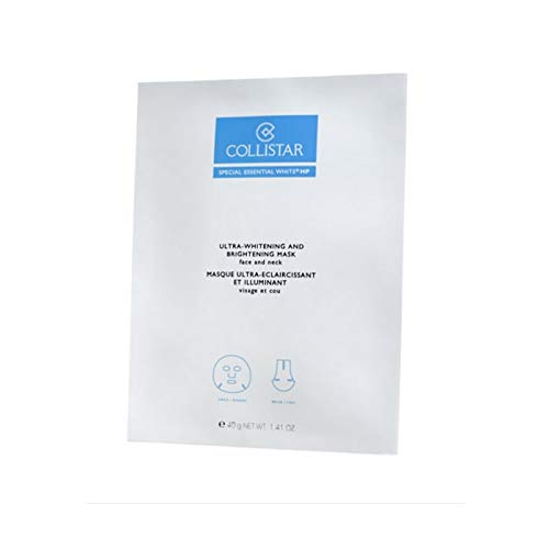 Collistar sich White ultra-whitening/Brightening Mask 15 -