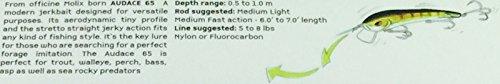 5 nbsp;6 Violett Killer Mutige 65 Trout Molix Künstliche 4 Spinning nbsp;cm nbsp;g IxZqXX