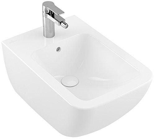 Villeroy & Boch Bidet Venticello 4411 560x375mm Weiß Alpin, 44110001