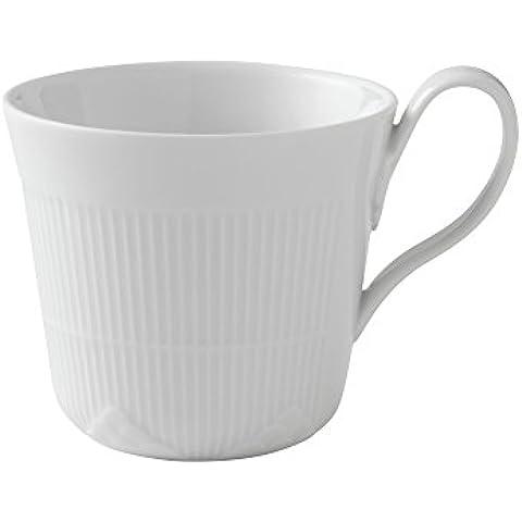 Royal Copenhagen Elements bianco tazza con manico 0,35 l