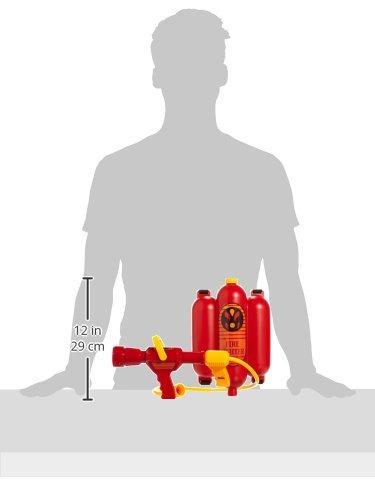 feuerwehrmann kostuem kinder Theo Klein 8932 - Feuerwehrspritze 40 cm
