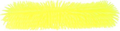 flauschiger Wurm gelb 33cm -