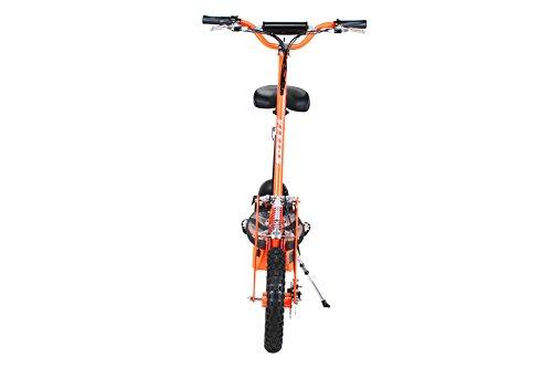 E-Scooter Roller Original E-Flux Vision mit 1000 Watt 36 V Motor Elektroroller E-Roller E-Scooter in vielen Farbe (orange) - 6