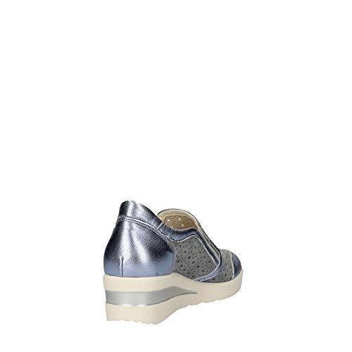 Donna Melluso I R20116 Jeans Mocassini qr4rCBxw
