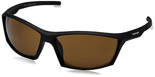 Fastrack UV Protected Sport Men's Sunglasses - (P356BR2|63|Brown Color)  available at amazon for Rs.899