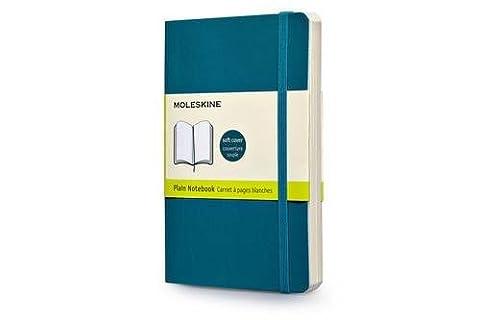 Moleskine farbiges Notizbuch (Pocket, Softcover, blanko)