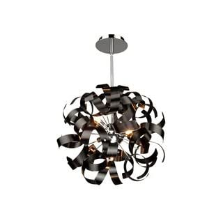 Artcraft Lighting Bel Air Pendant, Black