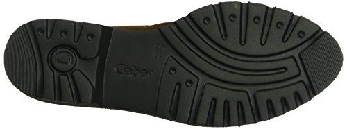 Gabor Comfort Sport, Bottes Chelsea Femme Marron (Castagno S.S/C)