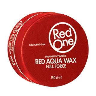 RedOne Aqua Wax Full Force Red 150ml