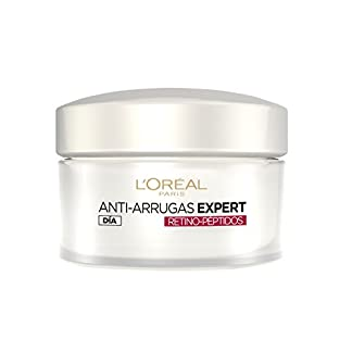 L'Oreal Paris Dermo Expertise Tratamiento Anti- Arrugas Expert, Crema De Día, Retino Péptidos +45 – 50 ml