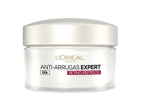 Foto de L'Óreal Paris Tratamiento Anti- Arrugas Expert, Crema De Día, Retino Péptidos +45-50ml