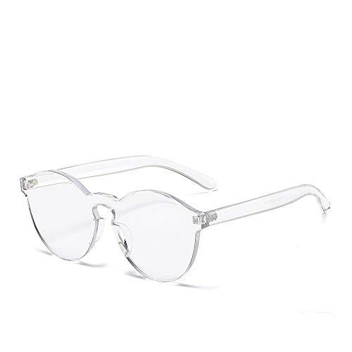 YIWU Brillen Das Sonnenbrille Großhandel Europa Und Amerika Trend Sonnenbrille Süssigkeiten Farben Damenbrille Brillen & Zubehör (Color : 2)