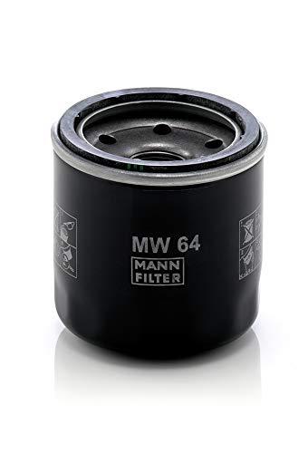 Original MANN-FILTER Ölfilter MW 64 - Für Motorräder