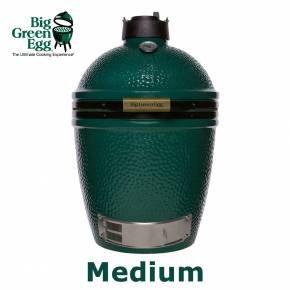 Big Green Raucher (Big Green Egg, Medium, Keramik, bis 8 Personen/AMHD-MEDIUM)