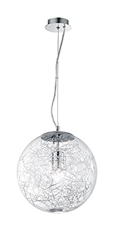 Ideal lux 045115 mapa max suspension - Amazon luminaire suspension ...