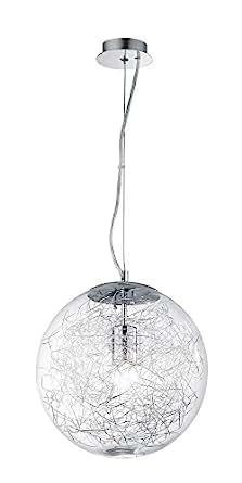 Ideal lux 045115 mapa max suspension - Amazon luminaire suspension ...