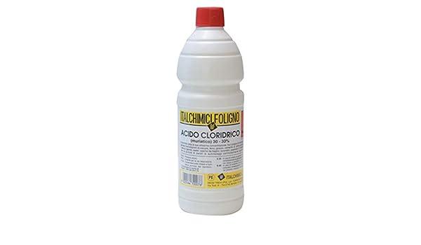 Acido muriatico per pulire alluminio ziagos