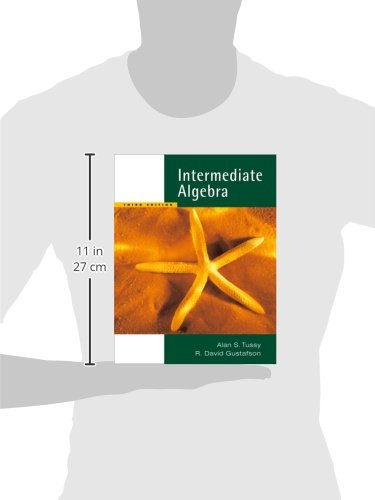 Intermediate Algebra, Updated Media Edition (with CD-ROM and Mathnow, Enhanced Ilrn Math Tutorial, Student Resource Center Printed Access Card) (Available 2010 Titles Enhanced Web Assign)