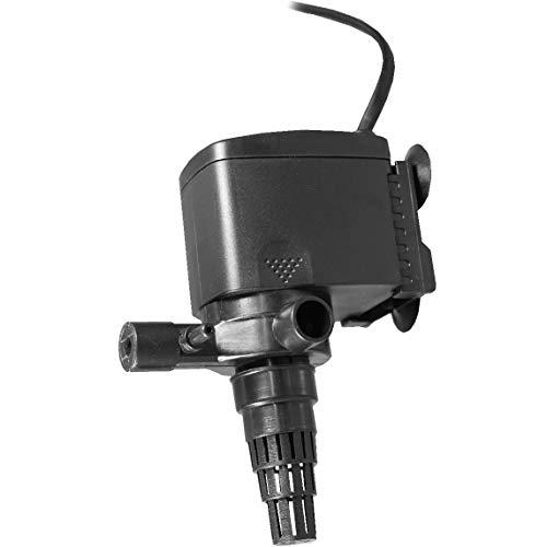 OSAGA Aquarium Powerhead Strömungspumpe OPH-Serie, Umwälzpumpe für Süßwasser geeignet (OPH-22 (600l/h)) -