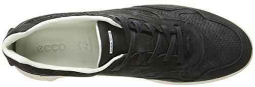 Ecco Damen Cs16 Ladies Sneakers Schwarz (51707BLACK/BLACK)