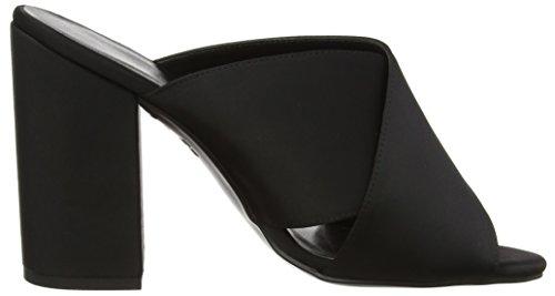 New Look Snipet, Escarpins Bout ouvert femme Noir (noir)