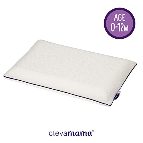 Clevamama - 7201 - Almohada Para Bebés Clevafoam Clevamama 0m +