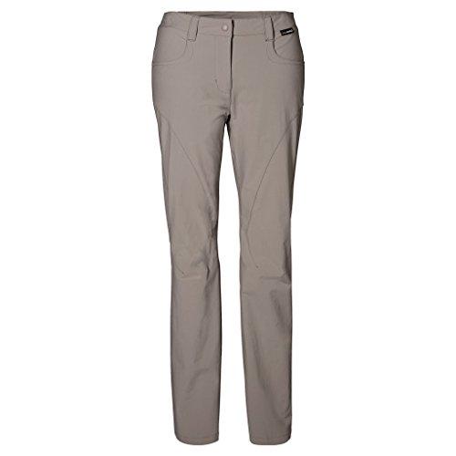 Jack Wolfskin Damen Hose Full Stretch Pants Women Beige