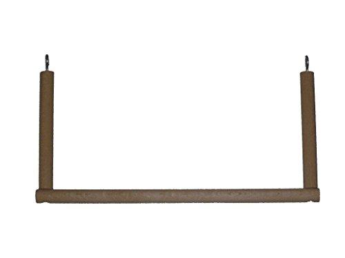 pipano breite Vogelschaukel 14 mm Durchmesser, Schaukel, Wellensittich, VB14