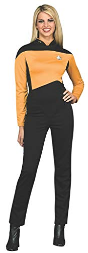 Star Trek The Next Generation Frauen Anzug gold - XS