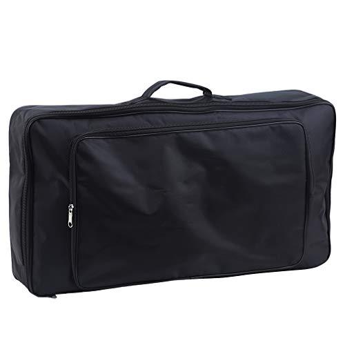 Kingus Guitar Pedalboard Bag Tragbares Effektpedal Board Case Pedalboard für Gitarrenpedale Universal Bag