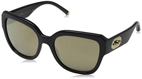 Dolce Gabbana Damen Sonnenbrille 0DG6118, Grau (Grey), 55.