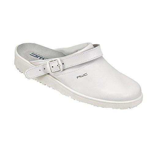 AWC-Footwear Damen Classic Arbeitsschuhe, weiß, Size 36