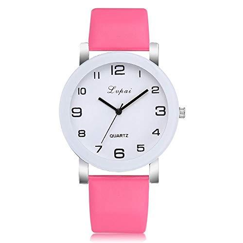 Hot Sale.firally Les Femmes de Band Montre analogique Occasionnel de Quartz Horloge Poignet Wristwatches Montres de Poignet Montres pour Femme Rosa Caldo