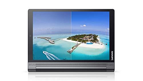 "Foto Lenovo ZA0F0106SE Yoga YT3-X90F Tablet, Display 10.1"", Processore Intel Atom 1.44 GHz, 4 GB LPDDR3-SDRAM, 64 GB, Fotocamera Posteriore 13 MP, Android 6.0, Nero"