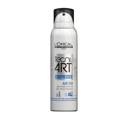 L'Oreal Professionnel Tecni Art Compressed Air Fix Spray (5 Force) 125ml