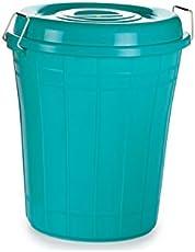 Aristo Multipurpose Plastic Storage Bucket 100 Ltr (Green)