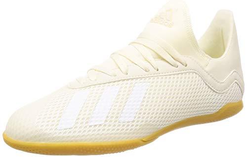 adidas X Tango 18.3 in J, Scarpe da Calcetto Indoor Bambino, Multicolore (Casbla/Negbás/Dormet 0), 37 1/3 EU