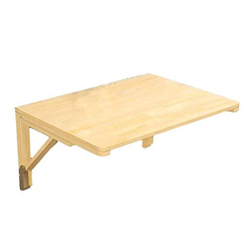 DX Dongy Wandklapptisch, Wohnzimmer Küche Esstisch Mit Wandtisch Computertisch (Größe: