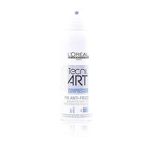 LOREAL TECNI ART FIX ANTIFRIZZ COMPRESSED 125ML -