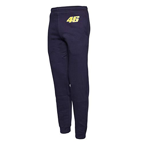 Valentino Rossi Herren Jogginghose, Marineblau, Hose für Trainingsanzug, Jogginghose, Herren, navy, 71,12 cm Taille
