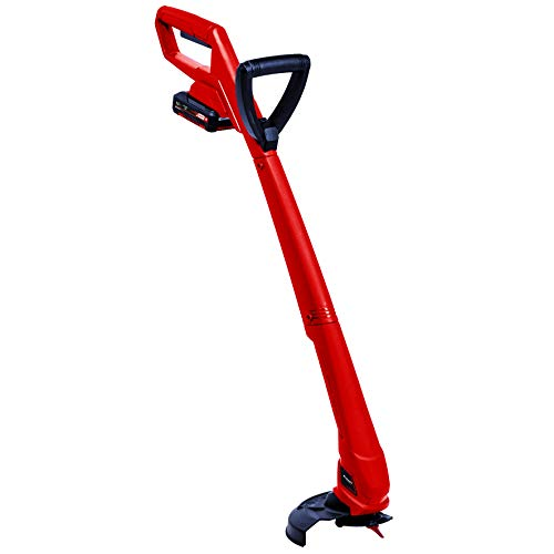 Einhell Tagliabordi a Batteria GC-CT 18/24 Li P Power X-Change (Li-Ion, 18V, incl. 20 coltelli in plastica, incl. batteria 1,5 Ah e caricabatteria)